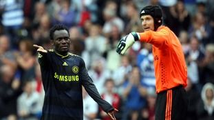 Michael Essien names the five best players he's ever played with