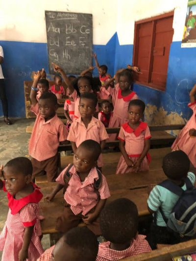 Give Me Hope Foundation sends out-of-school children back to classroom