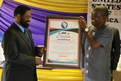 Okoe Vanderpuije, others receive awards for meritorious achievements