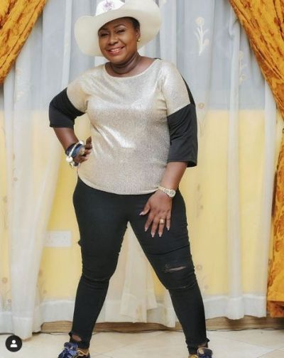 Oheneyere Gifty Anti looks younger than ever at age 50
