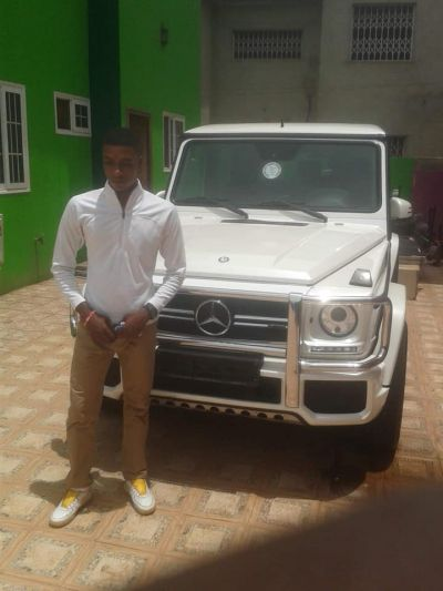 Obinim adds two expensive cars to his fleet
