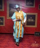 KKD's touch of Agbada on the Red Carpet at 2018 VGMAs
