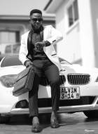 Actor Kobby Acheampong looks classy in new promo photos