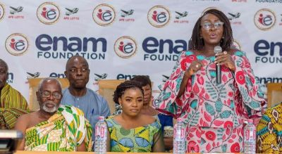 2019 GMB 1st Runner Up launches foundation to fight teenage pregnancy