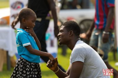 Ghana stands with SDG 1, the biggest family fair this Christmas Season