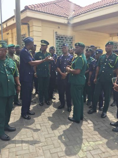 Immigration Service, CEPS call for effective collaboration among personnel