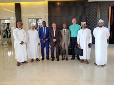 Investigroup signs a $10 billion MoU with Omani Company to build Ghana roads