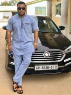 Kantanka in 'trouble' for his love for Adidas wears