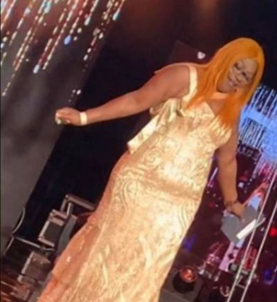 Nana Oye Lithur steals show at Glitz Style Awards