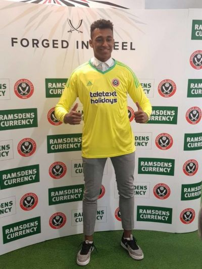 Ghanaian goalkeeper Jordan Amissah joins Sheffield United