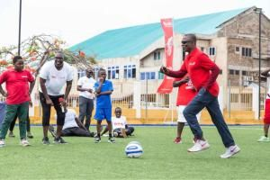 UBA Ghana organises final 2018 Jogging to Bond Fun Games