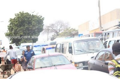 Rehabilitation works begin at Kaneshie station; hawkers evicted