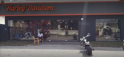 Harley Davidson: The legend rolls into Accra