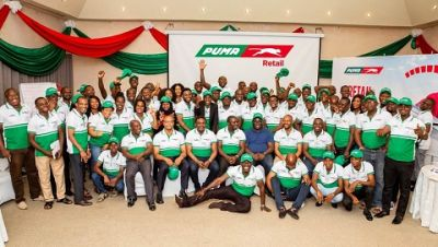 Puma Energy Dealer of the Year retains crown for second year in a row