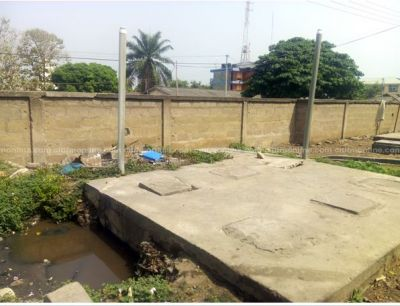 Sewage from Ho prison disrupting lives of residents