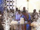 Jerry John Rawlings celebrates 70th birthday with family