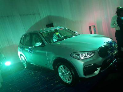 Mechanical Lloyd Company Limited unveils new BMW X3