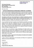 FA Disciplinary Committee