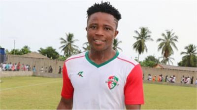 Diawisie Taylor's move to Kotoko is imminent