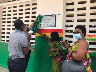 Overseas Commerce Ghana Limited hands over refurbished office to Tema West NCCE