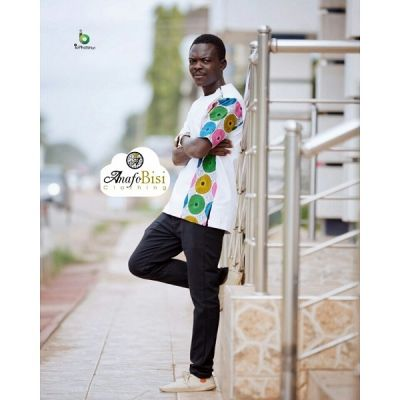 Viral 'Eventuarry' Taxi driver bags clothing deal with AnafoBisi Clothing