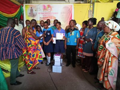 UMaT Basic School wins 2019 Western Region Independence Day quiz competition