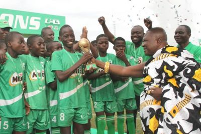 Redeem D/A Primary School crowned National Champions of 2018 Milo Under 13 Champions League