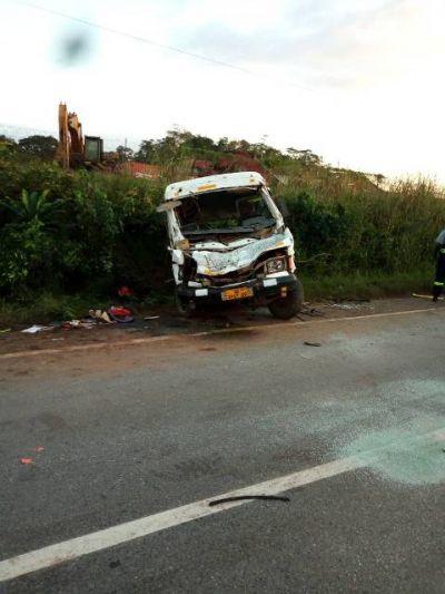 Seven pupils perish in fatal accident at Dompim
