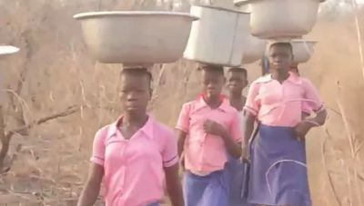 Water crisis forces Tatale–Sanguli residents to walk to Togo for water