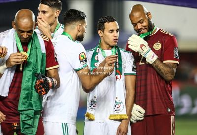 2019 Africa Cup of Nations: Colourful pictures as Algeria celebrate second AFCON title