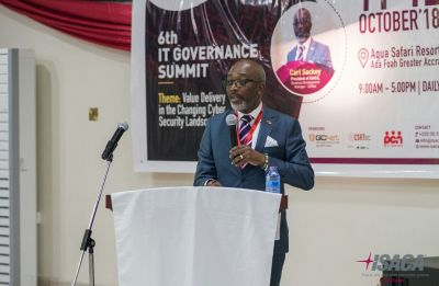 ISACA Accra Chapter holds 6th IT Governance Summit 2018