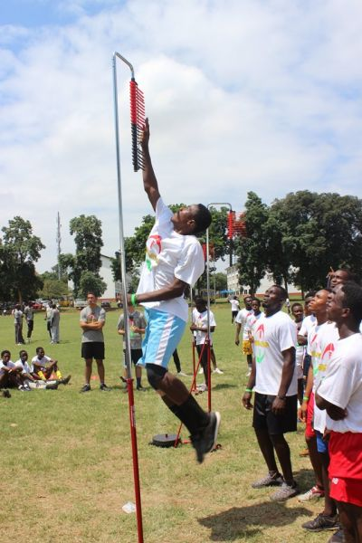 NFL star Ziggy Ansah holds successful Football Camp in Accra