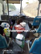 Metro Mass driver, conductor grabbed for trying to smuggle guns, bullets to Chereponi