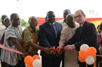 Multipurpose Shell service station opens at Haatso