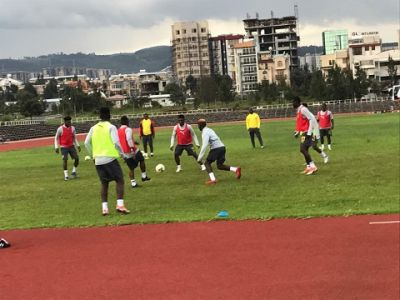 AFCON 2019 Qualifiers: Black Stars hold first training session