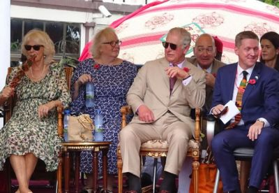 #RoyalVisitGhana: Britain cannot walk away from Ghana's economic challenges - Otumfuo
