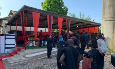 TV3's head of political desk laid to rest