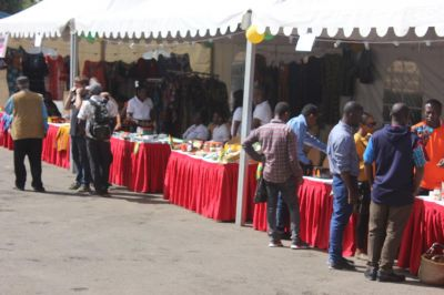 Ghana holds Trade Exhibition and Fashion Show in Addis Ababa