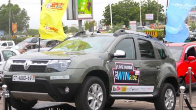 All is set for 'Live Inside Win the Ride' grand finale