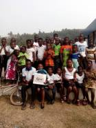 Joy Foundation fetes over 3000 children in Tarkwa on Boxing Day