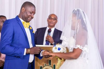 UTV's Afia Akyere marries a pastor