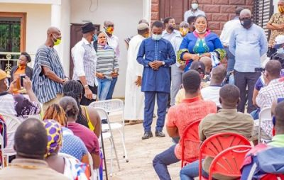 NPP Primaries: Regional Executives affirm Nana Ama Dokua as candidate for Akuapem North
