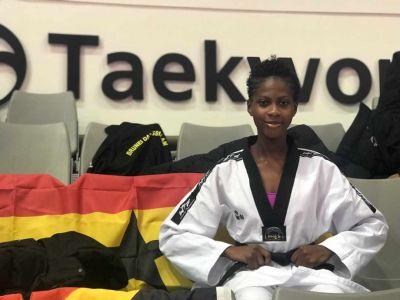 UPSA student wins gold at World Taekwondo Championship in Korea