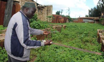 Kenyan community establishes own form of 'instant justice'