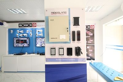 Comsec Technology Solutions opens ultra-modern CCTV showroom in Accra