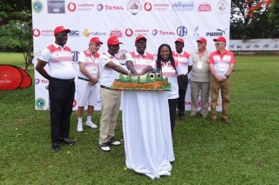 Vodafone Asantehene Golf Open: A teeing off fit for a king