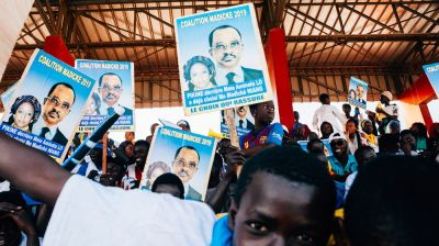 Voters prepare for presidential elections in Senegal