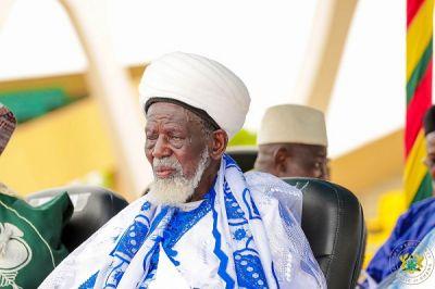 Participate in Zongo development fund fora - Akufo-Addo to Muslims