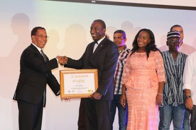 First Lady, MTV Shuga, Patrick Fynn, others win at 2018 HELEH Africa Awards