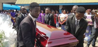Murdered Public Affairs Manager of GPHA laid to rest